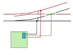 Câblage d''un coeur avec un module électronique