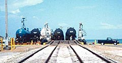 chemex barge